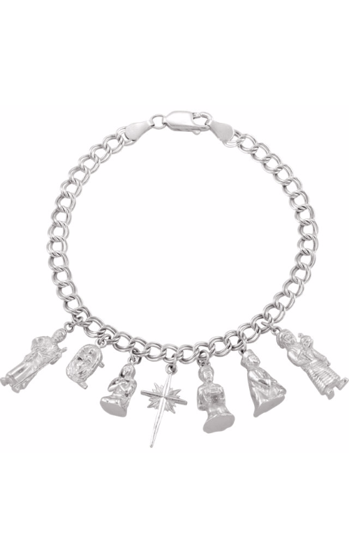 Stuller Religious and Symbolic Bracelet R16894 product image