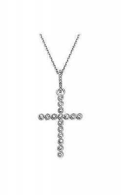Swarovski Bezel-Set Cross Pendant 1058476 product image