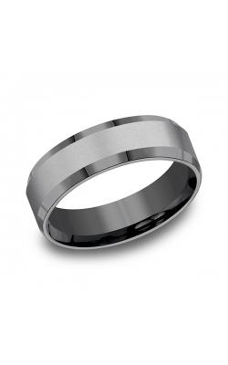 Tantalum Comfort-fit Design Wedding Band CF67416TA12 product image