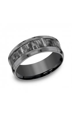 Tantalum Comfort-fit Design Wedding Band CF68478CFTA07.5 product image