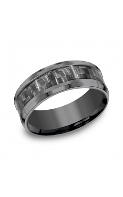 Tantalum Comfort-fit Design Wedding Band CF68478CFTA09 product image