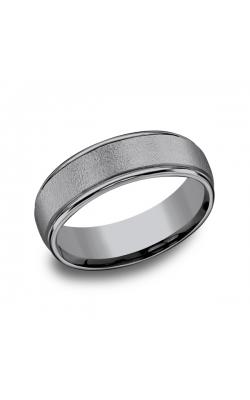 Grey Tantalum Comfort-fit wedding band RECF7602GTA09 product image