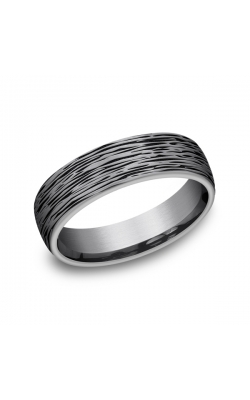 Grey Tantalum Comfort-fit wedding band CFBP8465399GTA07 product image