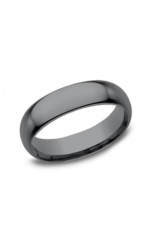 Tantalum Comfort-fit Design Wedding Band CF165TA07 product image