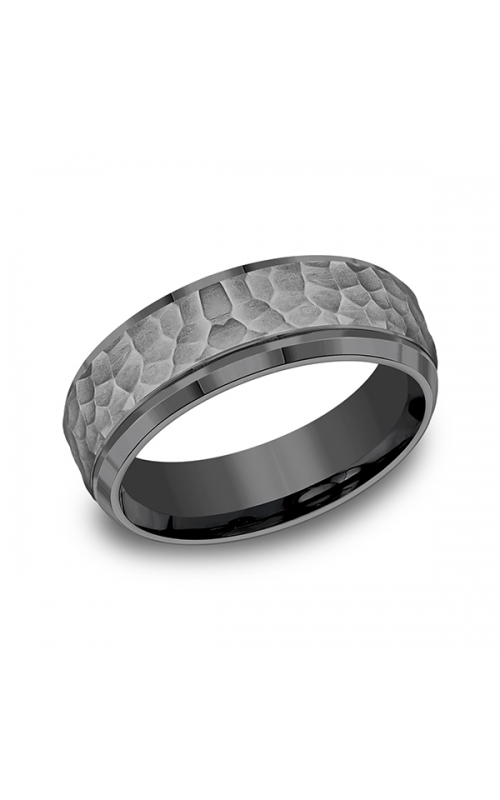 Tantalum Comfort-fit Design Wedding Band CF675483TA07 product image