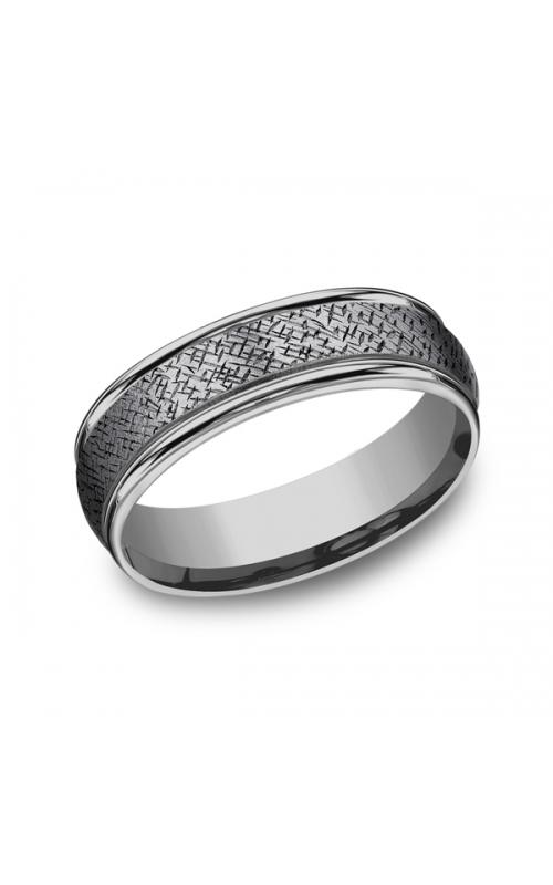 Tantalum Comfort-fit wedding band RECF8465590GTA06 product image