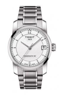 Tissot Titanium T0872074403700