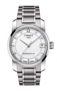 Tissot Titanium T0872074411600