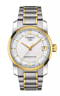Tissot Titanium T0872075511700