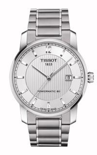 Tissot Titanium T0874074403700
