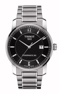 Tissot Titanium T0874074405700