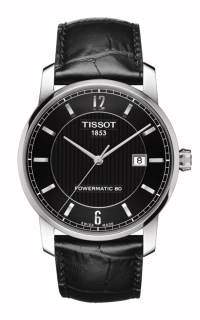 Tissot Titanium T0874074605700