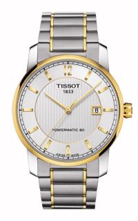 Tissot Titanium T0874075503700