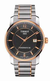 Tissot Titanium T0874075506700