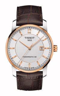 Tissot Titanium T0874075603700