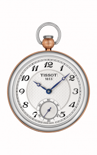Tissot Bridgeport Pocket T8604052903201