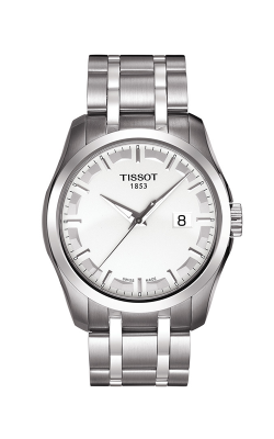 Tissot T-Classic Couturier Watch T0354101103100 product image