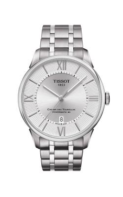 Tissot T-Classic Chemin Des Tourelles Watch T0994081103800 product image