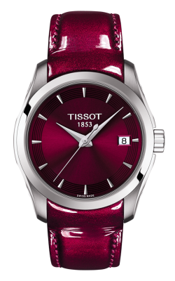 Tissot Couturier Lady T0352101637101