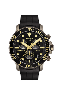 Tissot T-Sport Seastar 1000 Chronograph Watch T1204173705101 product image