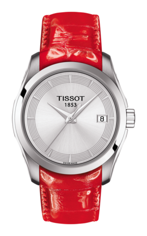 Tissot Couturier Lady T0352101603101
