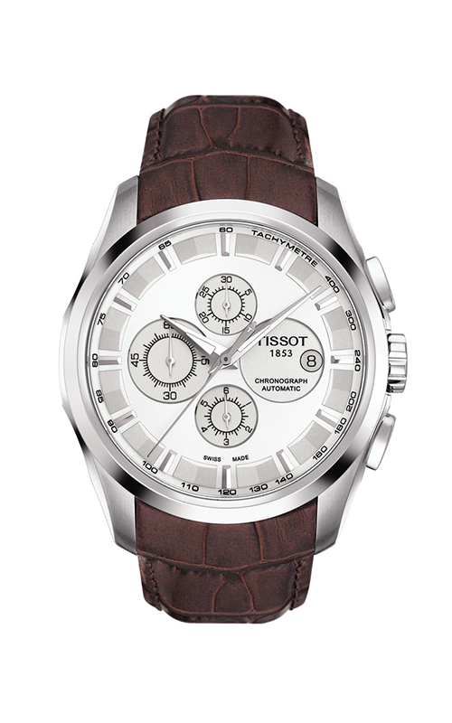 Tissot T-Classic Couturier Watch T0356271603100 product image