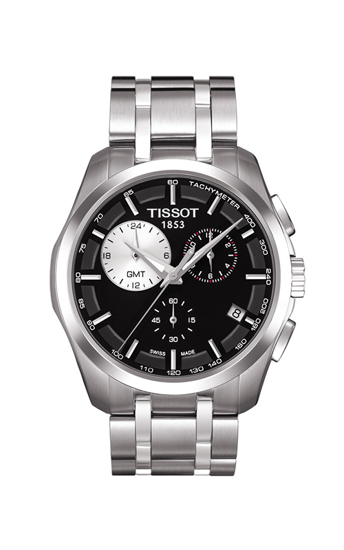 Tissot T-Classic Couturier Watch T0354391105100 product image