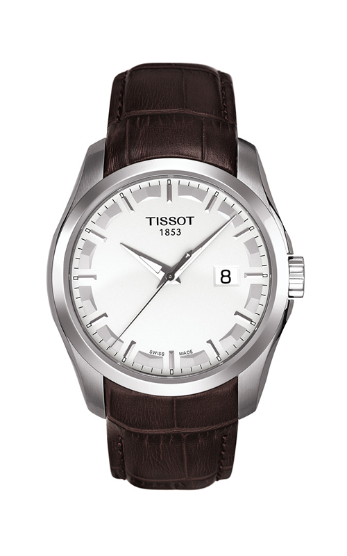 Tissot T-Classic Couturier Watch T0354101603100 product image