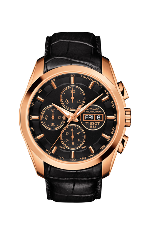 Tissot T-Classic Couturier Watch T0356143605101 product image
