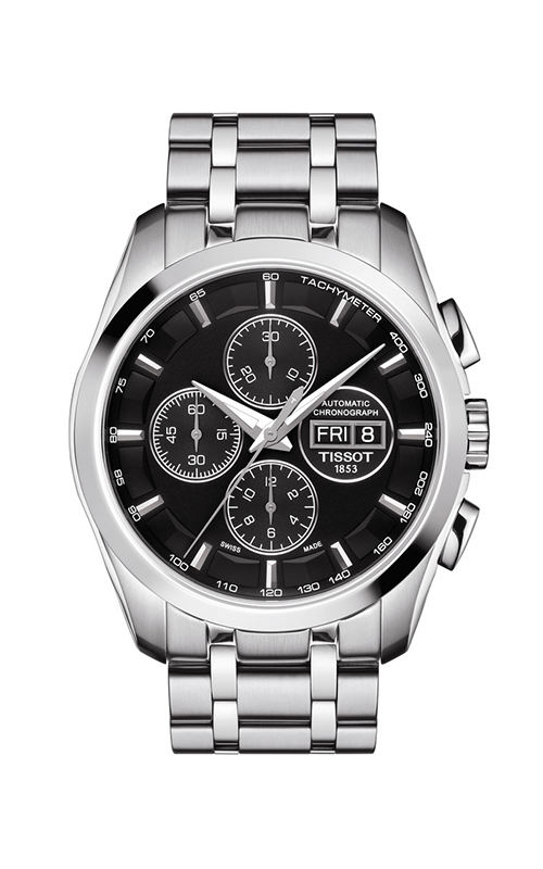 Tissot T-Classic Couturier Watch T0356141105101 product image
