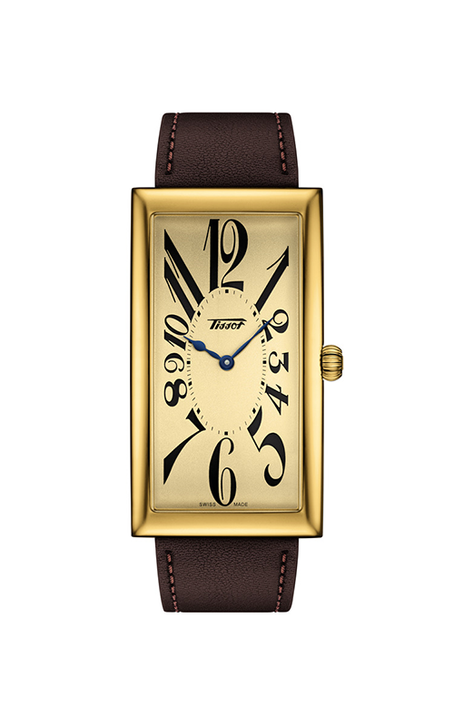 Tissot Heritage Banana Centenary Edition Watch T1175093602200 product image