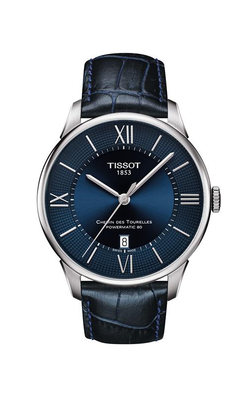 Tissot T-Classic Chemin Des Tourelles Watch T0994071604800 product image