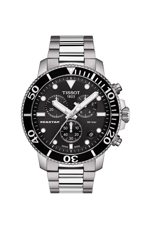 Tissot T-Sport Seastar 1000 Chronograph Watch T1204171105100 product image