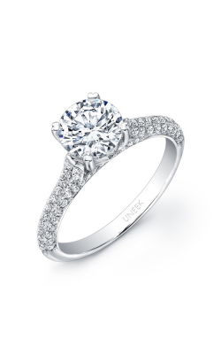 Uneek Unity Engagement Ring USM03-6.5RD product image