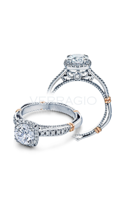 Verragio Parisian Engagement Ring D-104CU-GOLD product image