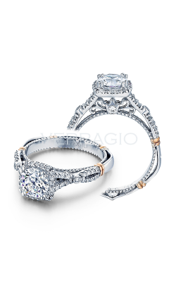 Verragio Parisian Engagement Ring D-109CU-GOLD product image