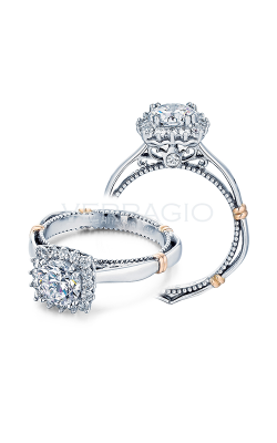 Verragio Parisian Engagement Ring D-112CU-GOLD product image