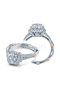 Verragio Parisian Engagement Ring D-117CU-GOLD product image