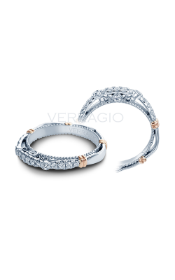 Verragio Parisian Wedding Band D-126W-GOLD product image