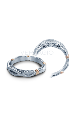 Verragio Parisian Wedding Band D-130W-GOLD product image