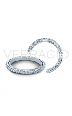Verragio Classic Wedding band V-920W1.3-2T product image