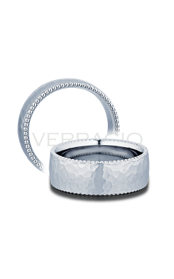 Verragio Men's Wedding Bands MV-8N02HM product image