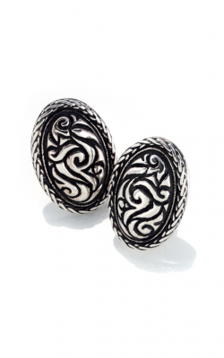 Zina Swirl Earrings B459-SW product image