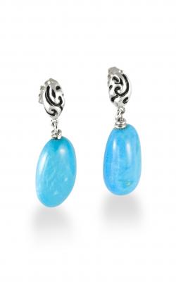 Zina Swirl Earrings B1206-TQ product image