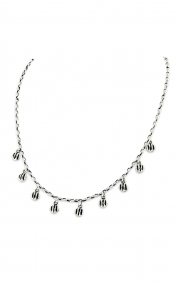 Zina Waves and Meditation Necklace A1389-17 product image