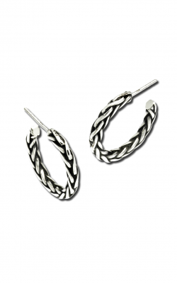 Zina Swirl Earrings B669S product image