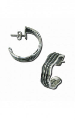 Zina Waves and Meditation Earrings B1374 product image