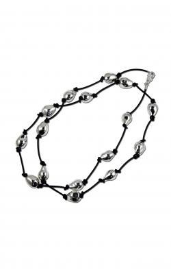 Zina Waves and Meditation Necklace A175-37-L product image
