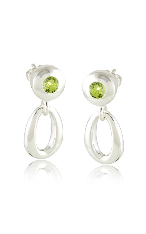 Zina Contemporary Earrings B325-P product image