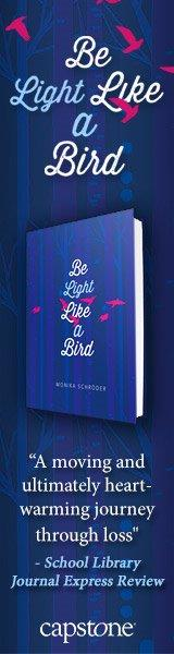 AD: 160x600, Be Light Like a Bird